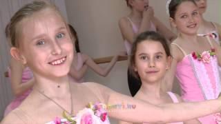 Школа 1405 Балетная Вдохновение(Урок балета., 2015-10-05T18:44:33.000Z)