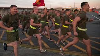 Okinawa based Marine Collapses, Dies During Training Run