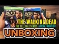 The Walking Dead : A New Frontier (PS4/Xbox One) Unboxing !!