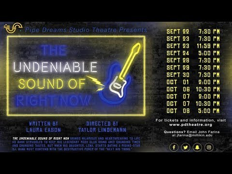 PDST Presents The Undeniable Sound of Right Now