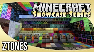 Ztones (Decorative Blocks Mod Spotlight) | The Minecraft Showcase Series