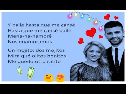 Me Enamoré  Shakira (con Letra) With Lyrics