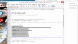 VBScripting Lesson 6 - WMI