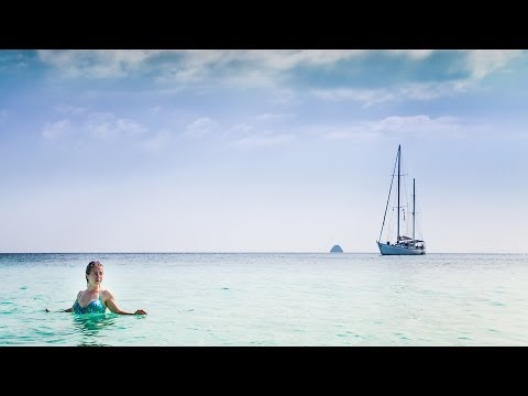 Sailing the Mergui Archipelago Islands Myanmar - Cinematic Yachting Experience
