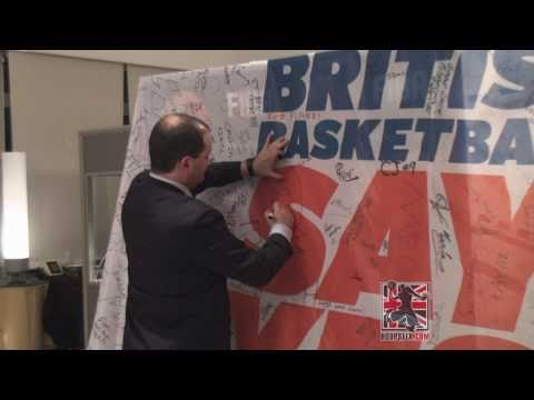 GB Basketball Granted Place at London 2012 Olympics