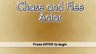 Скачать Stencyl Chase And Flee Actor Demo
