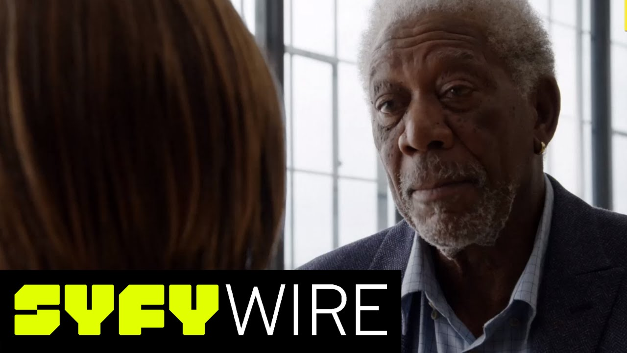 Download The Story Of God With Morgan Freeman - Celebrity Interview | SYFY WIRE