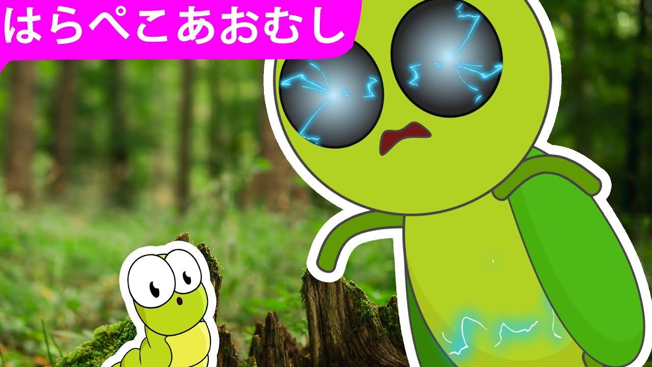 はらぺこあおむし | エピソード6 | 超大国の毛虫 | The Very Hungry Caterpillar | ZUZUDO