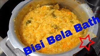 Bisi Bele Bath ll Sambar Rice llsiri&sravs kitchen