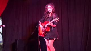 Lindi Ortega, National Folk Festival Canberra. 2014. Demons Don't Get Me Down.