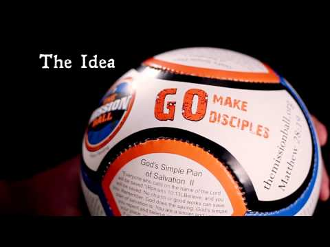 Gomadis - passing the Word with The Mission Ball