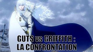 GUTS/GRIFFITH LA CONFRONTATION - BERSERK S2E1et2