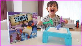 Yankı ile Çocuk Oyunlarından Buz Kırma Oyunu Oynuyoruz l Çocuk Videosu l Prens Yankı