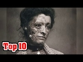 Top 10 Creepy Victorian Postmortem Photos video