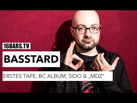 """Basstard über sein erstes Tape, ein neues Bass Crew Album, sido & """"MDZ"""" (16BARS.TV)"""