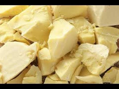 Using Cocoa (Cacao) Butter as an Ingredient in Food - Baker's Tip