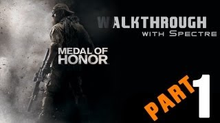 Medal of Honor 2010 Part 1- HAPPY MAN RIGHT NOW Gameplay Walkthrough (Xbox 360/PS3/PC)