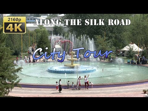 Osh, Guided Tour in the City - Kyrgyzstan 4K Travel Channel