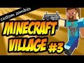 "Custom Zombies ""Minecraft Village"" Pt3 (World at War Custom Zombies)"