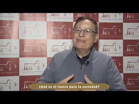 Santiago Trancón Manifiesto Universal del Día Mundial del Teatro