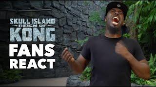 Skull Island: Reign of Kong Fan Testimonial
