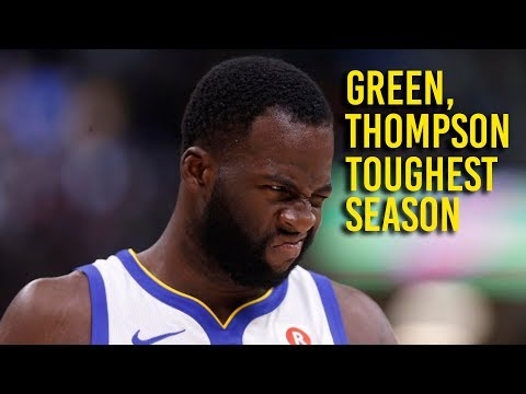 NBA Finals Game 4: Thompson, Green on facing LeBron 4 times thumbnail