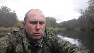 Рыбалка на реке Сож Смоленская область