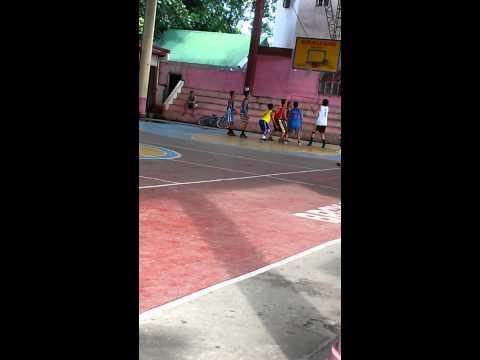 Pooc basketball court