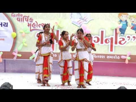 "Swagat Geet |Balkrushna Vidhyalay |2nd Annual Function 2016 |""Balthanganat"""