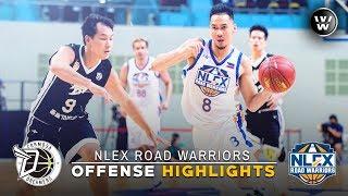 NLEX, Tinambakan ang Formosa Dreamers | NLEX' Highlights | PBA vs ABL