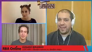 Juzgado Rikudero - Caso #001: Rikudim viejos vs rikudim nuevos