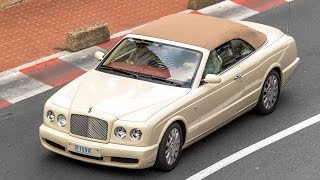 Bentley Azure - Review and driving 2016 HQ