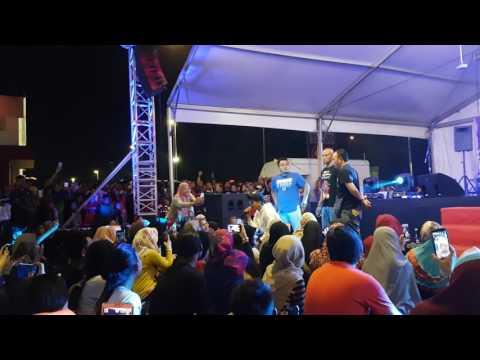Haqiem Rusli - Tergantung Sepi  (LIVE) Mega Fest Havoc Tesco Semenyih .