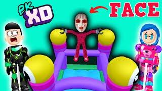 O FACE PEGOU meu PULA PULA no PK XD - Gameplay - Família Rocha Games