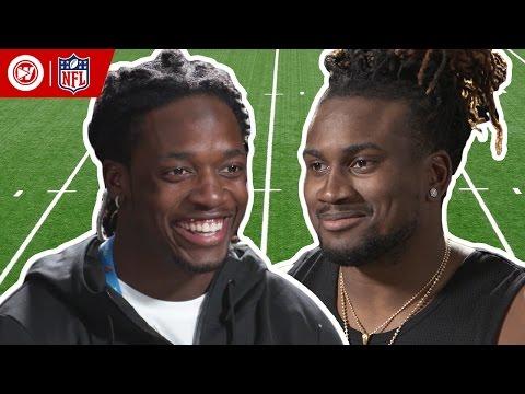 NFL Bad Joke Telling | Pro Bowl
