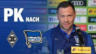 PK NACH GLADBACH - DARDAI HECKING - Hertha BSC - Berlin - 2018 #hahohe