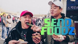 Smorgasburg LA: Send Foodz w/ Timothy DeLaGhetto & David So