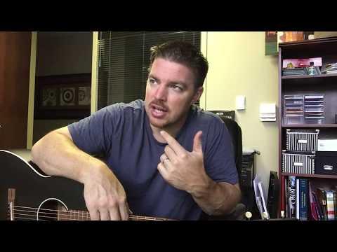 Light It Up  Luke Bryan  Beginner Guitar Lesson