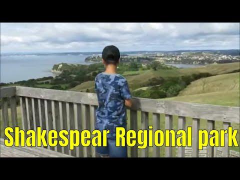 Auckland Travel Guide, Shakespear Regional Park