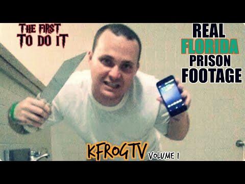 KFROGTV FLORIDA PRISON (Volume 1)