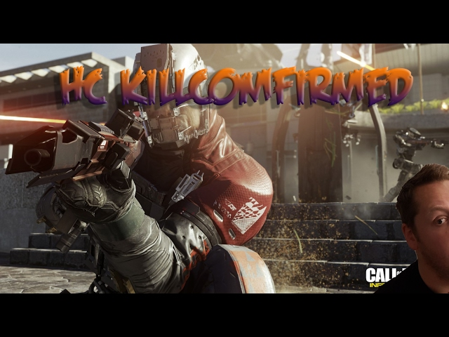 Call of Duty: Infinite Warfare - HC Kill comfirmed.. Going for Headshots
