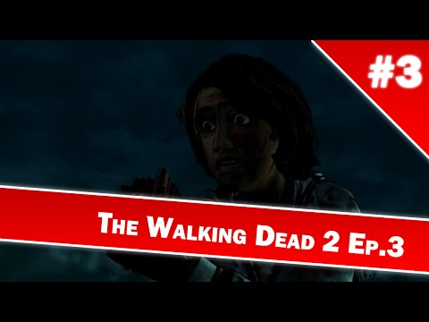 A BLOODY ENDING!!The Walking Dead 2-Episode 3-Part 3(ENDING)