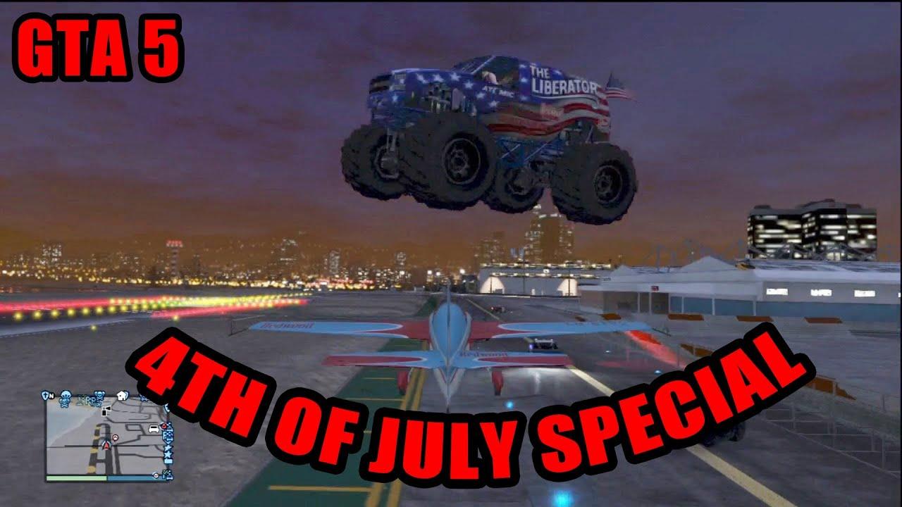 Gta 5 july 4