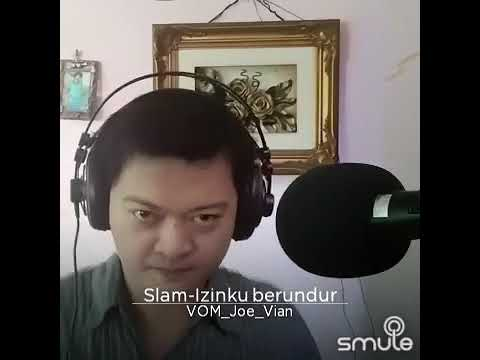Izinku Berundur - Slam (Cover by Joe Vian)