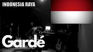 Indonesia Raya (Electric Guitar) Played by Garde