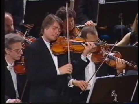 Boris Belkin, Strauss Violin Concerto part.1