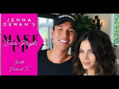 DATE NIGHT MAKEUP WITH PATRICK TA   Jenna Dewan thumbnail