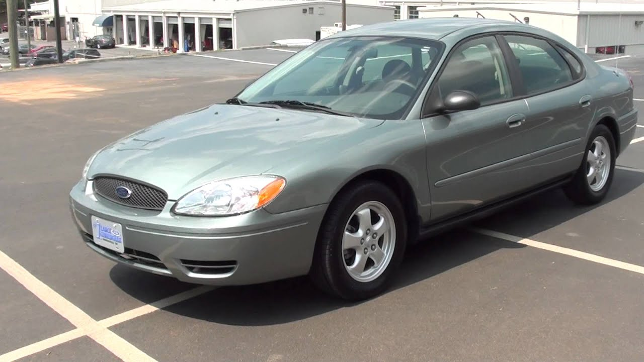 For sale 2006 ford taurus se only 46k miles stk 20089b www lcford com youtube