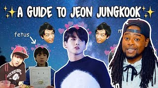 An Introduction to BTS: Jungkook Version | He is too Funny!!! | REACTION!!!