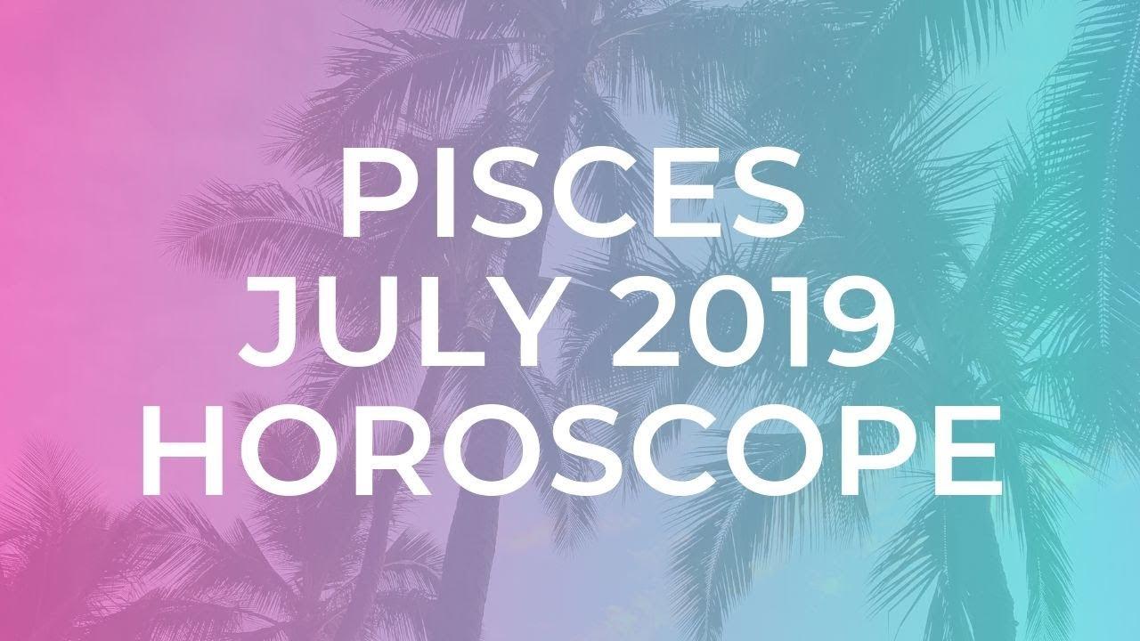 ♓ PISCES JULY 2019 MONTHLY HOROSCOPE - ECLIPSES & MERCURY RETROGRADE!